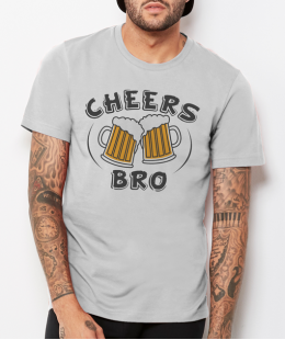 Cheers BRO - Let's Beer up!