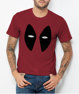DEADPOOL STARE OFF