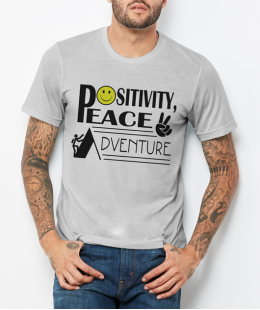POSITIVITY PEACE - ADVENTURE
